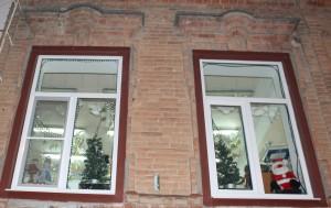 фасад малого здания